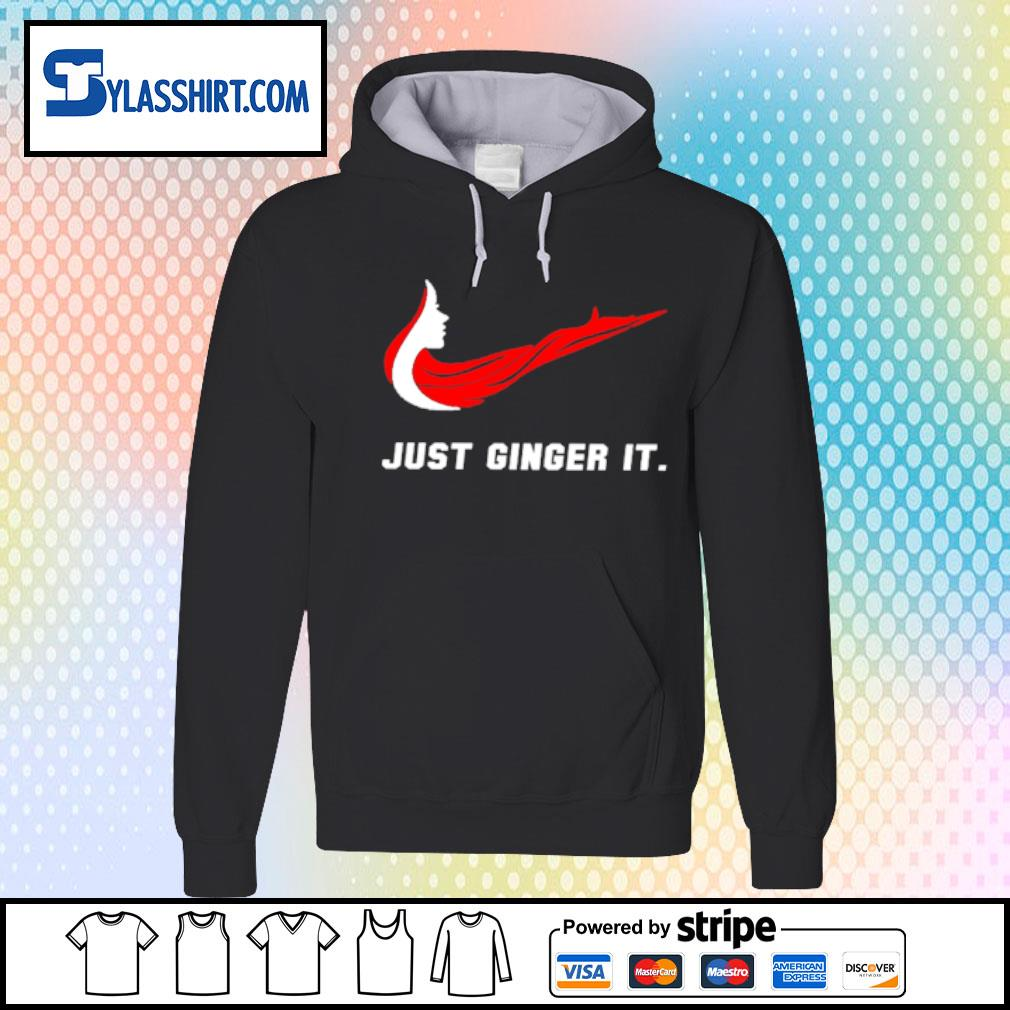 Girl Just Ginger It s hoodie