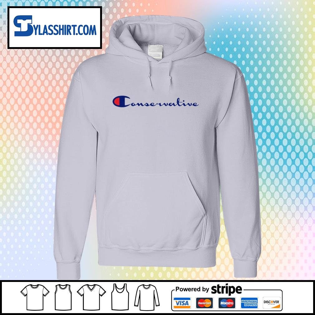 Champion Conservative s hoodie