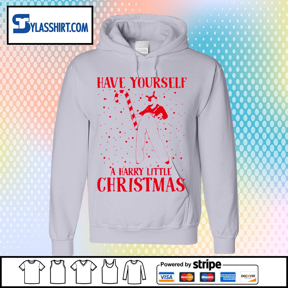 Have yourself a harry little Christmas s hoodie